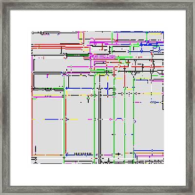 Tsadhlyu Framed Print by Qq Qqq