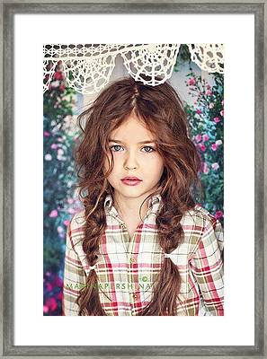 Tst 1700 Framed Print by Taylor Earg