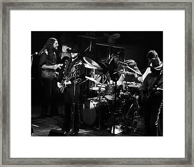 Tucker Jam 2 Framed Print by Ben Upham