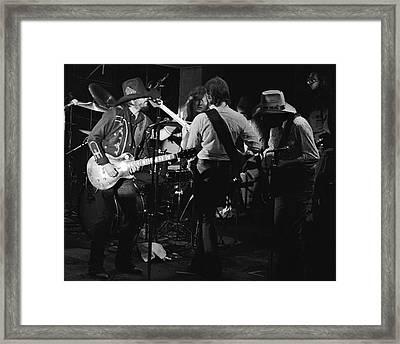 Tucker Jam Framed Print by Ben Upham