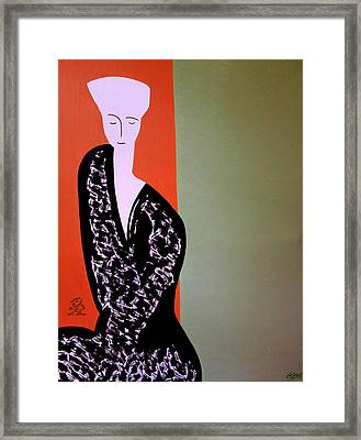 Tuesday Afternoon Framed Print by Bill OConnor
