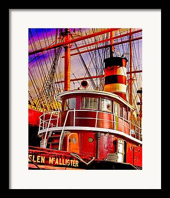 Helen Framed Prints