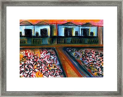 Tulla Factories 2 Framed Print by J Kamaru