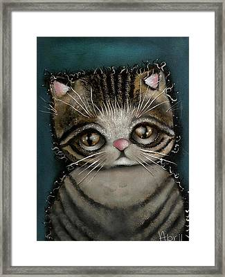 Tully Framed Print by  Abril Andrade Griffith