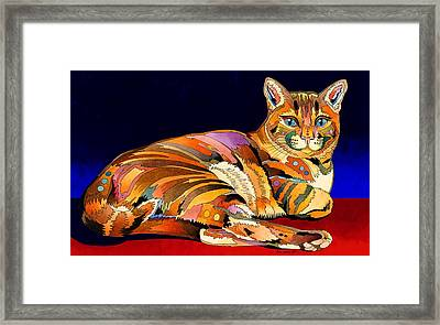 Tumbleweed Framed Print by Bob Coonts