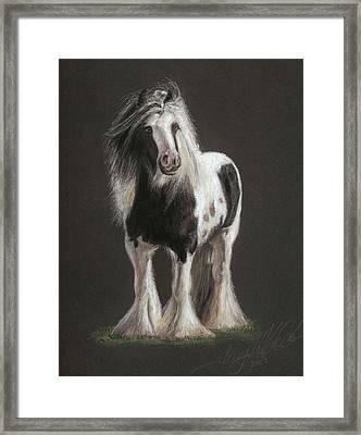 Tumbleweed Framed Print by Terry Kirkland Cook
