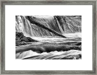 Tumwater Waterfalls#3 Framed Print