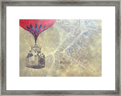 Tunbridge Wells Framed Print