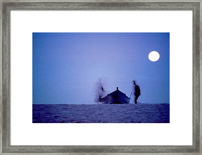 Tunesian Night Framed Print