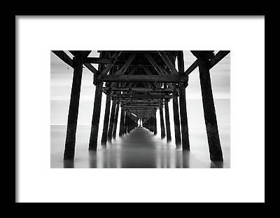 Myrtle Beach Framed Prints