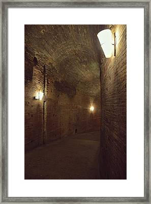 Tunnels Framed Print by JAMART Photography