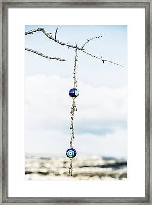 Turkish Souvenirs Framed Print by Joana Kruse
