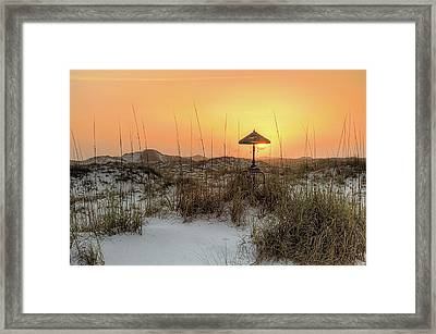 Framed Print featuring the photograph Turn On The Light by JC Findley