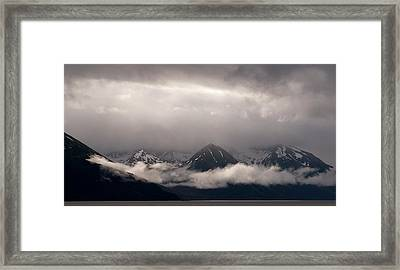 Turnagain Arm Framed Print by Andy-Kim Moeller