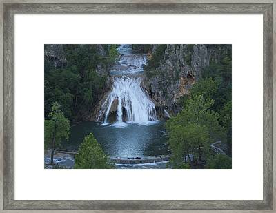 Turners Fall Framed Print