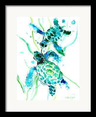 Seaworld Framed Prints