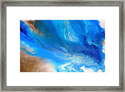 Spring Of Life Framed Print