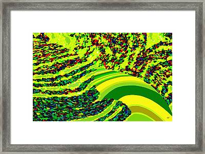 Tuscany Hills Framed Print by Will Borden