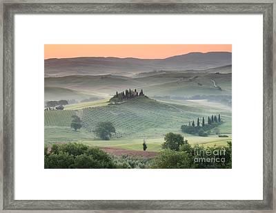 Tuscany Framed Print by Tuscany