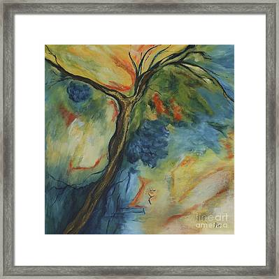 Tuscany Wine Framed Print by Christiane Schulze Art And Photography