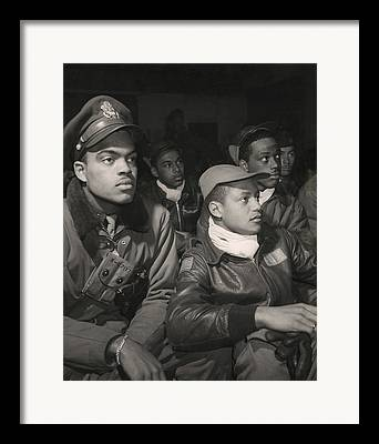Double Victory Framed Prints