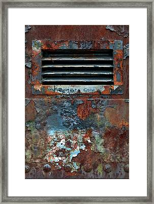 Twenty Nine Framed Print by Murray Bloom