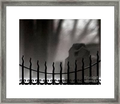 Twilight Beyond Grace Framed Print