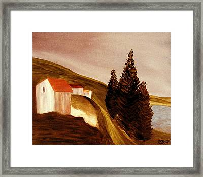 Twilight Framed Print by Bill OConnor