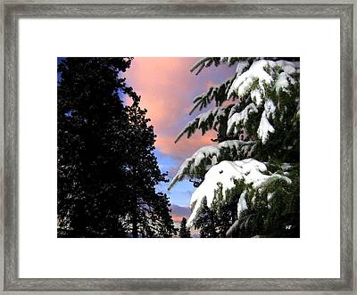 Twilight Hour Framed Print by Will Borden