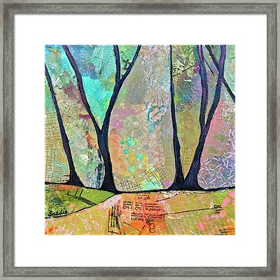 Twilight II Framed Print by Shadia Derbyshire