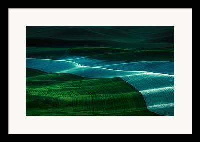 Gloaming Framed Prints