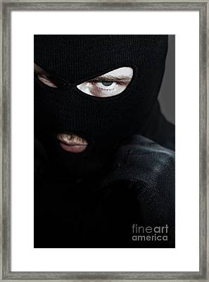Twilight Robbery Framed Print by Jorgo Photography - Wall Art Gallery