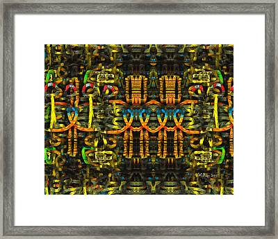 Twilight Time Framed Print