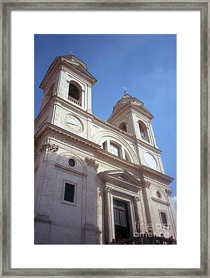 Twin Brothers Framed Print by Fabrizio Ruggeri