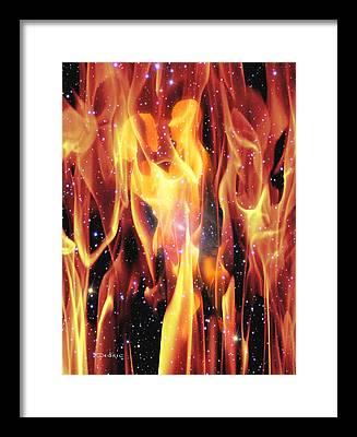 Oneness Framed Prints