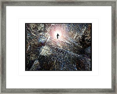 Twin Towers 9 11 Framed Print