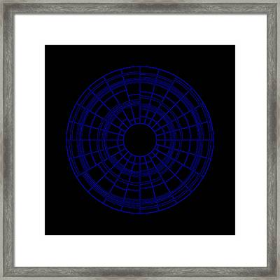 Twinkle Twinkle Little Star Ci Framed Print
