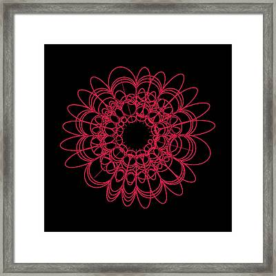 Twinkle Twinkle Little Star Cii Framed Print