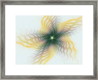 Twinkle Twinkle Little Star Framed Print by Deborah Benoit