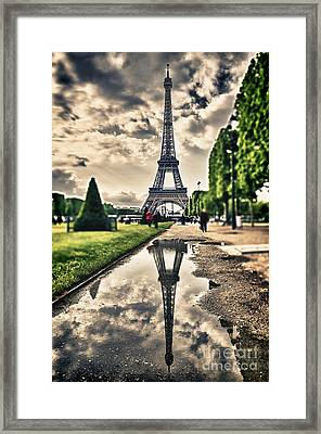 Twins Framed Print by Alessandro Giorgi Art Photography