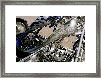 Twins, Fraternal Framed Print