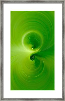 Twist Framed Print by Andre Brands