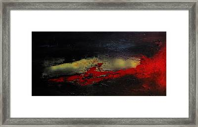 Twist Of Fate - Series No.3 Framed Print by Sarah Rachel