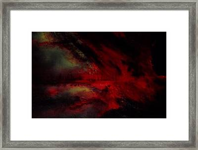 Twist Of Fate - Series No.8 Framed Print
