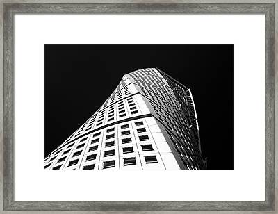Twisted #1 Framed Print