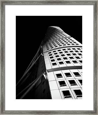 Twisted #2 Framed Print