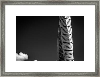 Twisted #3 Framed Print