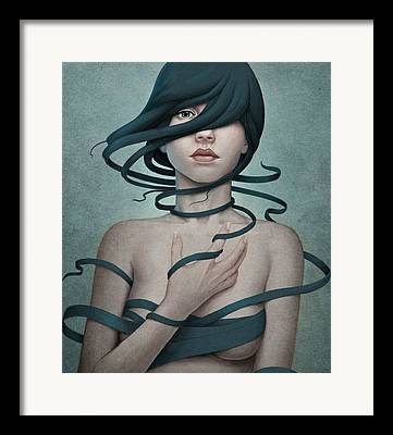 Girl Framed Prints