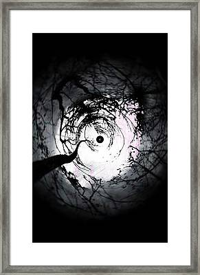 Twisted Universe Framed Print