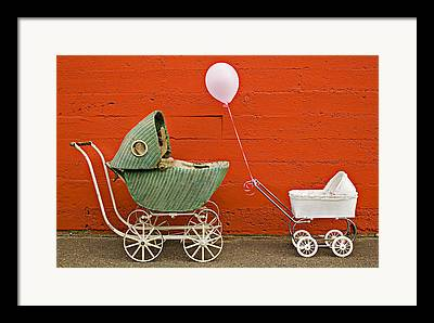 Carriage Framed Prints